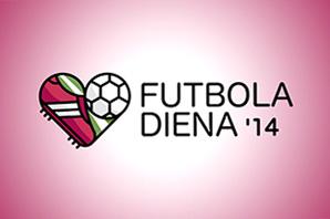 Futbola diena 2014